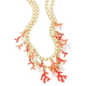 LILLY PULITZER Coral Necklace 🧜‍♀️